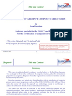 Airbus 2007 Certification of Aircraft Composite Structure
