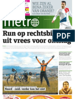 Metro Holland (28 March 2013)