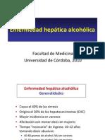Enfermedad Hepatica Alcoholica Uco2010