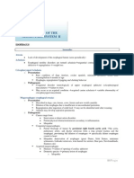 Gastrointestinal System Notes1