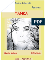 Poesie Marina Liberati Volume 5 Marina Liberati's Poetries Fifth Book
