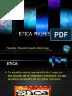 Etica Profesional Mario