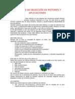 41975355 Criterios de Seleccion de Motores y Aplicaciones