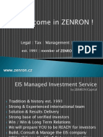 Enterprise Investment Scheme EIS, venture capital schemes, Capital Seeds, UK ZENRON Fundraising