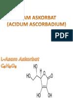 asam askorbat
