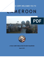 Cameroon Welcome Book  |  March 2013    cmwb694