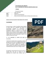 Obras de Conservación de Suelos en tiempos de la cultura Inca.docx