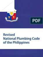 80960884 Revised National Plumbing Code of the Philippines