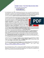 Cooperativismo,Economia Social y Politicas Publicas