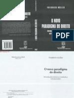 Livro - O Novo Paradigma Do Direito