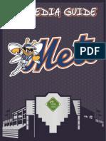 2013 Binghamton Mets Media Guide
