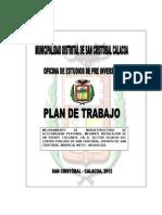 Plan de Trabajo Puente Yojachi 4