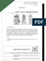 Proyecto Quiero Ser Un Pirata