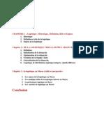 Rapport Logistik Final (1)