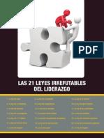 Las 21 Leyes Irrefutables Del Liderazgo.pdf