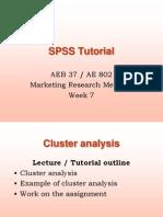 SPSS-week7