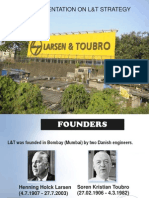 L&T BUSINESS STRATEGY