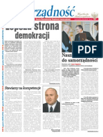 Gazeta Samorządność Nr1