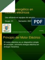 Ahorro Energtico en Motores Elctricos 23063