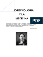 Nanotecnologia y La Medicina