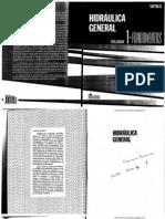 Hidraulica General Vol.1 - Gilberto Sotelo Davila
