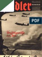 Der Adler 1941 Sonderdruck July