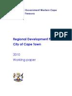 Regional Dev Profile of CT_2010