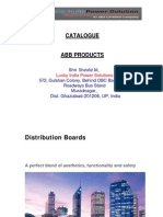 ABB LuckyIndia DB Brochure