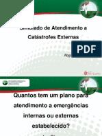 Apresentação do 2º Congresso Internacional do Hospital São Camilo