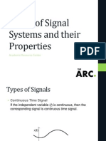 Signal Systems Prop