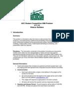 2010 ASC BIM Problem Instructions