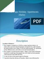 Marina Cape Aheloy Luxury Apartments on the Black Sea