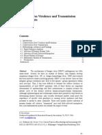 Dengue Virus Virulence and Transmission Determinants