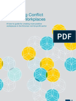 Developing Conflict Resilient Workplaces PDF