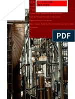 Final Report on OIL and Gas INDUSTRY