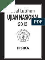 Soal Latihan UN SMA 2013 - Fisika