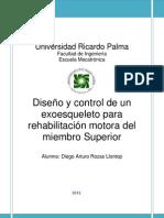 Monografia- Trabajo de Investigacion Exoesqueleto