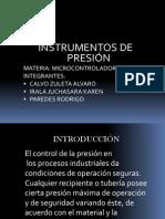 INSTRUMENTOS DE  PRESION.pptx