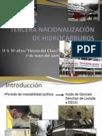 nacionalizacion seminario