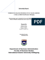Report on NCCBL ,Jubilee Road Brunch
