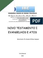 APOSTILA NOVO TESTAMENTO I EVANGELHOS E ATOS.docx