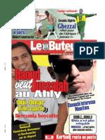 LE BUTEUR PDF du 24/03/2009
