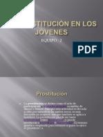 LA PROSTITUCIÓN EN LOS JÓVENES