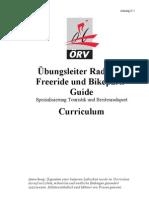 Curriculum Uebungsleiter Freeride Und Bikepark-Guide