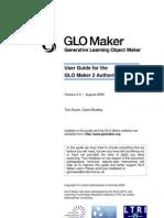 GLO Maker 2 User Guide 2.0