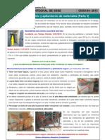 Charla Integral SSSE 184 - Almacenamiento y Apilamiento de Materiales (Parte 2)