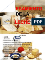 Diapositiva de La Leche