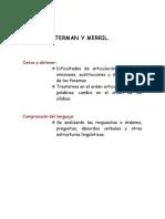 Terman y Merril