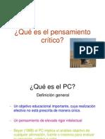 qué es el PC