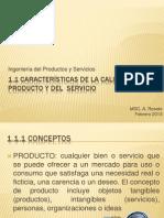 1.1CaracteristicasDeLaCalidadDeProductosYservicios